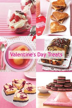 10 sweet Valentine's Day recipes for your sweetie
