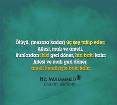 Daha fazlası için tıklayınız. #Ahiret  #hadis #dini #diniresimler #Allah #Muhammed #Peygamber #dua Allah, God