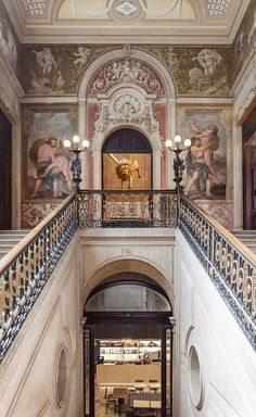 Originally built as a nobleman's residence in the late 18th century, in recent years, the grand confines of Palácio Chiado was home to the Institute of Visual Arts, Design and Marketing before spending a period of time in abandoned disrepair. Its lates...