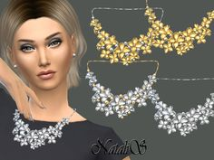 On requests.  Found in TSR Category 'Sims 4 Female Necklaces'