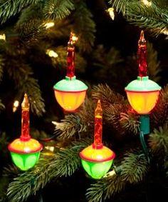Lucecitas navideñas.