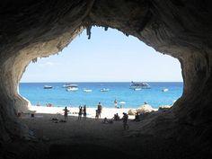 Cala Gonone, in Sardinia