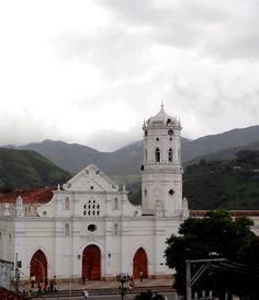 Colombia - Catedral de Santa Ana, Ocaña Norte de Santander.