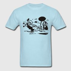 Pulp Fiction – Krazy Kat  - Men's T-Shirt