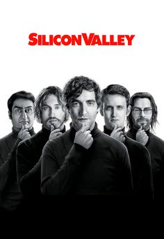 Silicon Valley Show Poster
