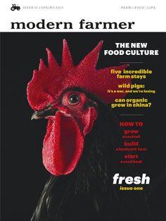 Modern Farmer By @Patrick Robinson # #modernfarmer #fashionindie