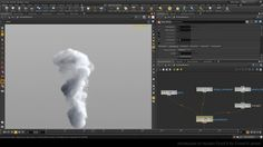 Basic introductory video on Houdini PyroFX for FumeFX artists showing what is similar and what is different.