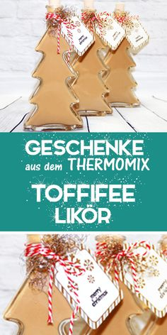 A great gift or souvenir is this mega creamy Toffifee liqueur. The recipe is super easy and fa. Homemade Halloween Treats, Halloween Treat Boxes, Healthy Halloween Treats, Halloween Treats For Kids, Halloween Fun, Halloween Decorations, Classroom Treats, Healthy Dessert Recipes, Holiday Desserts