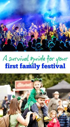 We're going to our first family festival this summer and have asked our family travel blogger friends for their top tips for attending festivals with kids