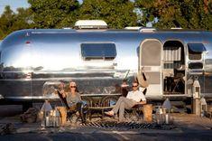 1969 Airstream trailer