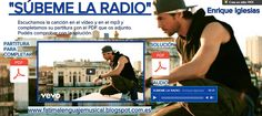 "El Lenguaje Musical de Fátima: ""SÚBEME LA RADIO"""
