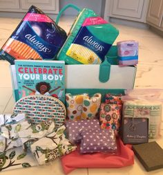 Preparing for Puberty: A Period Kit | Heritage Mom