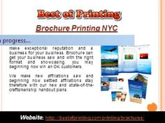 When we want best printing services with reasonable prices and complete results of huge printing process, then the best option is to choose online printing nyc and custom sticker printing nyc.Both products are fully experienced and is totally friendly with environement.