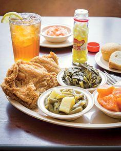 The South's Best Soul Food via Speedy fb post