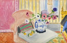 Anemones And Chinese Vase, Art Print for sale. Shop your favorite Henri Matisse Anemones And Chinese Vase, Art Print without breaking your banks. Henri Matisse, Matisse Art, Raoul Dufy, Pablo Picasso, Matisse Paintings, Illustration Art, Illustrations, Post Impressionism, French Artists