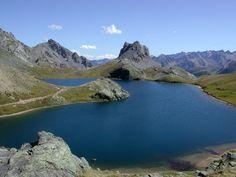 Le Lac de Roburent