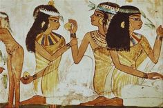 Breath mints - 9 Things that Egyptians Were the First to Create