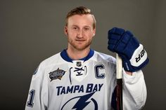 Steven Stamkos (born February 7, 1990) is a Canadian professional ice hockey centre, the captain of the Tampa Bay Lightning of the National Hockey League (NHL). Stamkos was the first overall pick in the 2006 OHL Entry Draft, from the Markham Waxers of the OMHA. Playing with the Sarnia Sting of the Ontario Hockey League …
