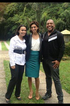 Um dia de reunião com a Noiva Carolina Emerick e Renato Venceslau Decorador =)
