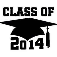 class of 2014   Was the class of 2007, then 2011 and now 2014. Who knows if I'll have any after that