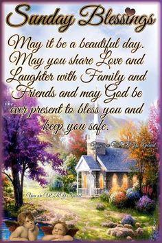 Sunday Morning Wishes, Blessed Sunday Morning, Blessed Sunday Quotes, Sunday Prayer, Good Morning Prayer, Morning Blessings, Good Morning Greetings, Sunday Qoutes, Morning Gif