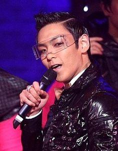 BIGBANG TOP eyeware