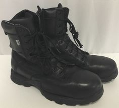 "Danner Boots 13 Striker II Men's Firefighter EMS GTX Gore-Tex  Crosstech 8"" #Danner #WorkSafety"