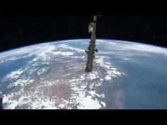 The Thought of Floating In Space - Simon Lacey, inspired by Michael Collins