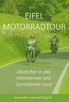 Eifel Motorradtour: Abstecher in das Hillesheimer und Gerolsteiner Land Eifel, Reisen In Europa, Cars And Motorcycles, Motorbikes, Travel, Blog, Autos, Touring, Convertible
