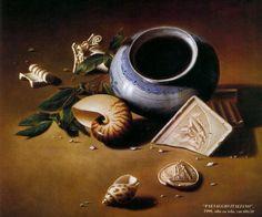 1999 Paesaggio Italiano, By Antonio Nunziante, 50x60, olio su tela