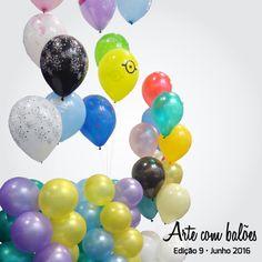Conheças as novidades da Balões Joy na www.revistaartecombaloes.com.br