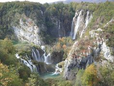 Plitvice Lakes Croatia (OC) [4608x3456]   landscape Nature Photos