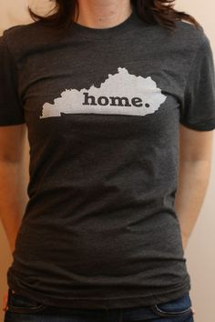 Kentucky Home TShirt by TheHomeT on Etsy, $25.00