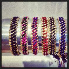 bracelet, gold, brazilian style