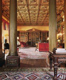 Sense and Simplicity: Downton Abbey House Tour