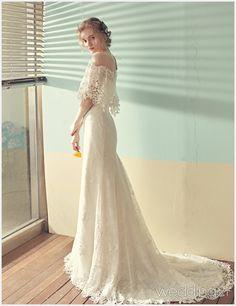 창문 가득한 햇살에 아름답게 빛나는 로맨틱 웨딩 신, 보다이승진 2