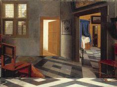 Musée virtuel : Samuel van Hoogstraten
