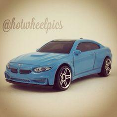 BMW M4 - 2015 Hot Wheels - HW City - Street Power #hotwheels | #toys | #diecast | #BMW