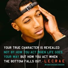 Image result for lecrae quotes inspirational