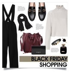 """""""#101 - Black Friday Shopping"""" by alystyles12 ❤ liked on Polyvore featuring Golden Goose, Balenciaga, Steve Madden, Nina Ricci and Isabel Marant"""