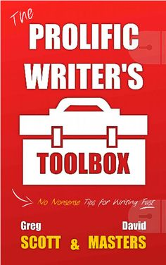 The Prolific Writer's Toolbox: No Nonsense Tips For Writing Fast by Greg Scott and David Masters covers how to improve your writing speed, and not just by typing faster.