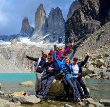 Torres del paine Short-W Trek
