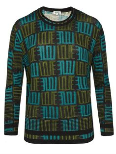Kenzo pullover #DesignerOutlet #FashionClothing