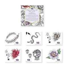 Urban Decay Body Jewelry Mini Kit | Accessory | tattoo