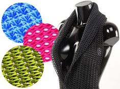Dissenyador: Jiri Evenhuis Material: Poliamida 3D Printed Clothing