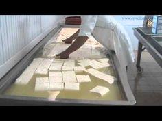 Παραδοσιακή παρασκευή τυριού στην Χρυσαυγή - YouTube Youtube, Cheese, The Originals, Cooking, Kitchen, Cuisine