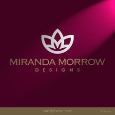 Miranda Morrow (jewelry designer) Logo Design