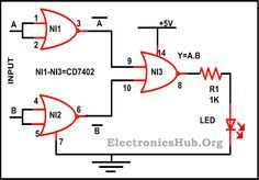 11 Best Logic Gates images in 2016 | Computer science