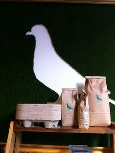 pigeon cafe #sydney