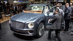 Bentley's new SUV concept